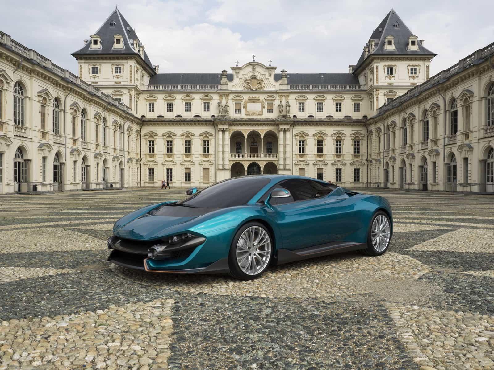 The wildtwelve hybrid supercar by torino designs for Designhotel turin