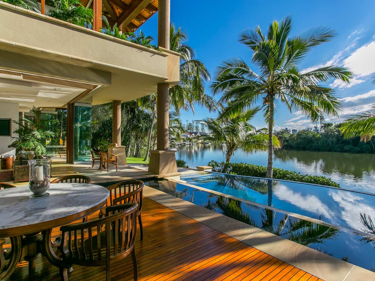 This Lavish Property On Australia 39 S Gold Coast Could Be Yours