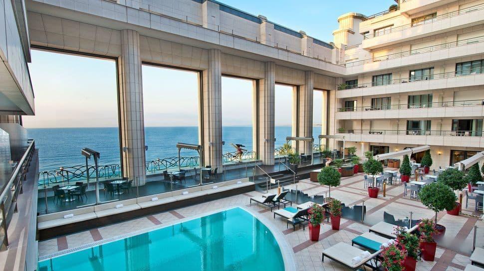 The splendid hyatt regency nice palais de la m diterran e for Boutique hotel nice
