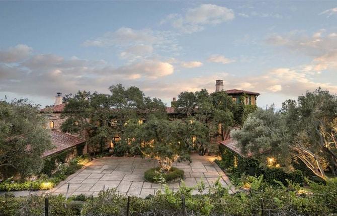 Montecito estate