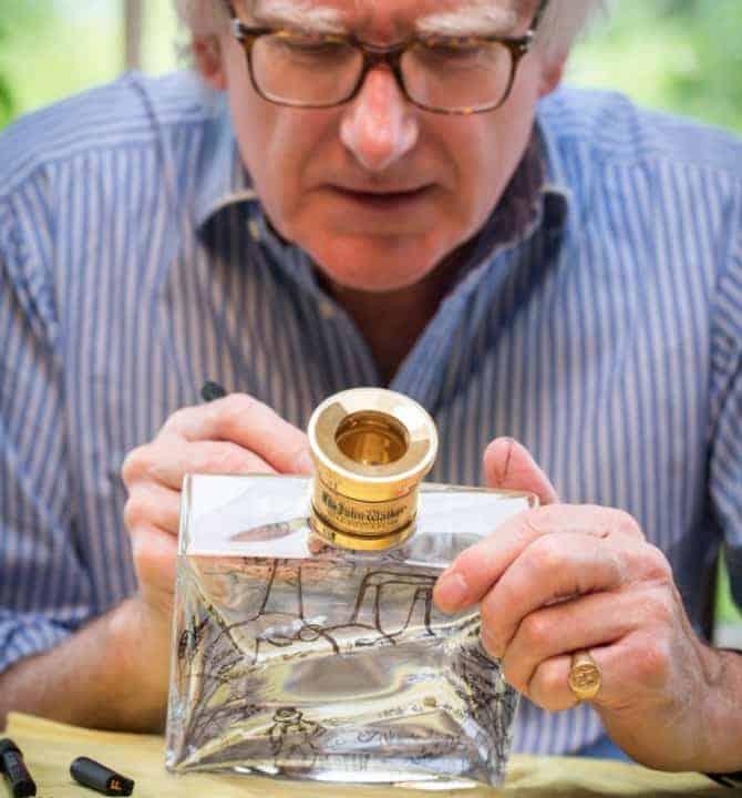 engraved luxury bottles
