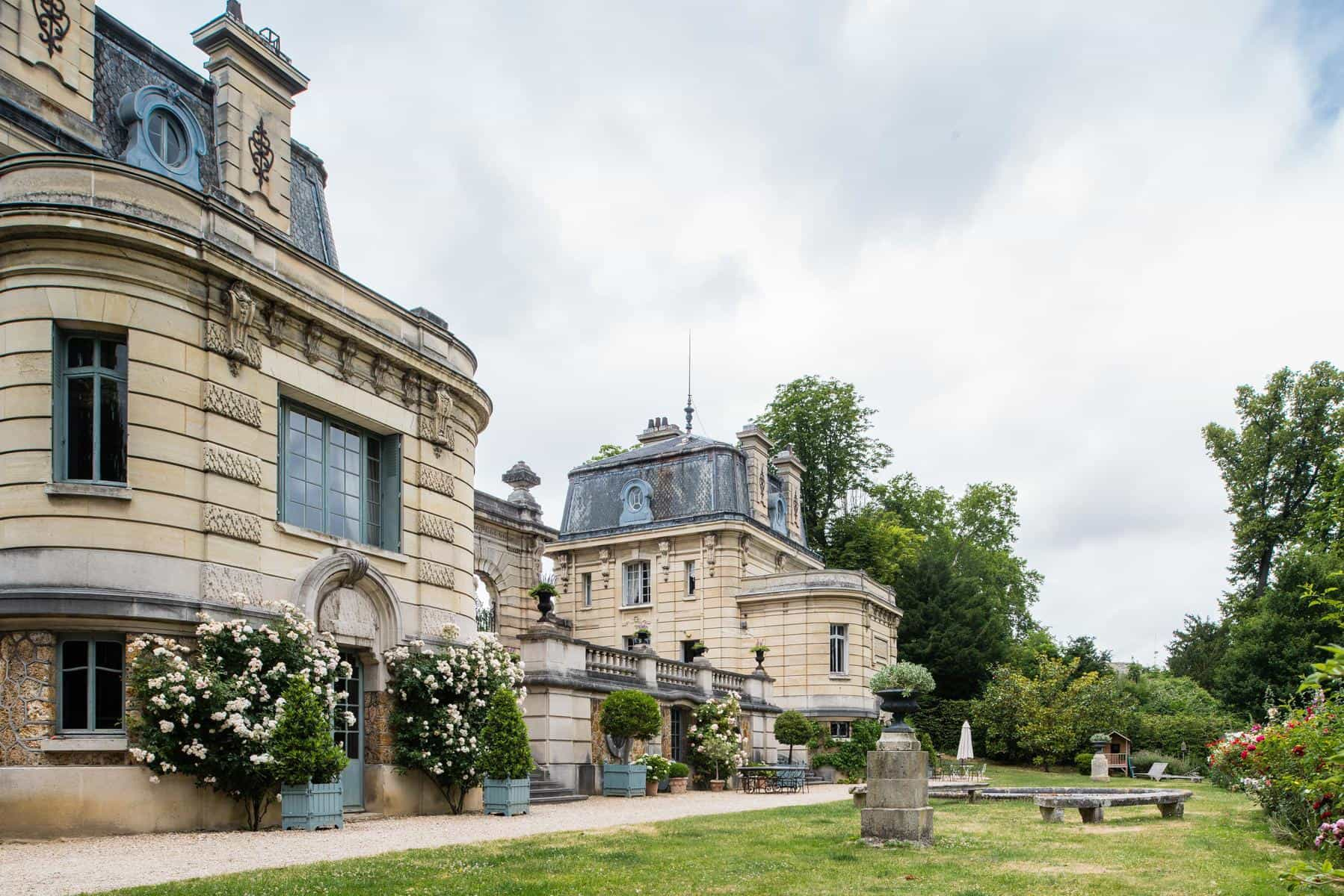 Mansion in Louveciennes