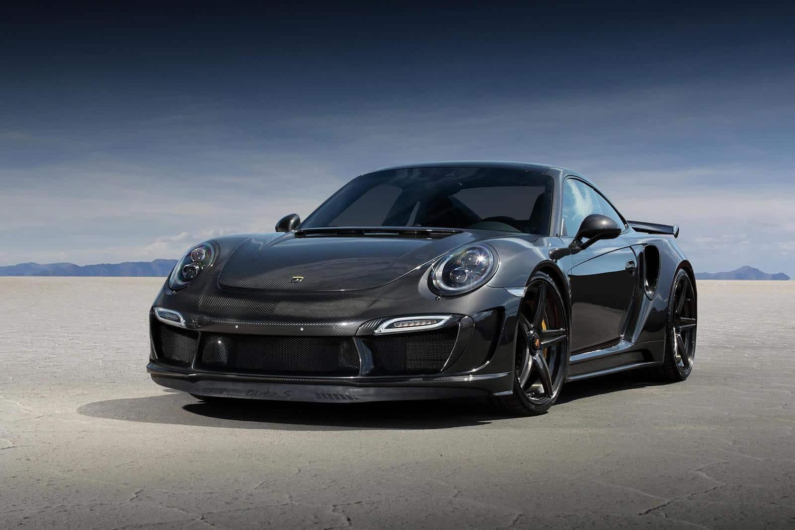 Porsche 991 GTR Carbon Edition
