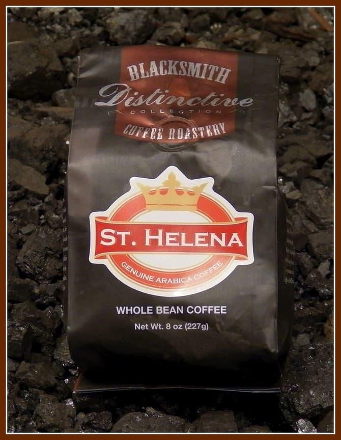St. Helena koffie
