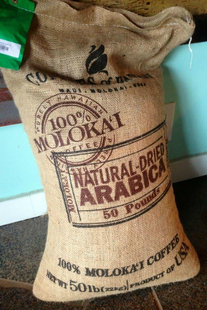Molokai koffie