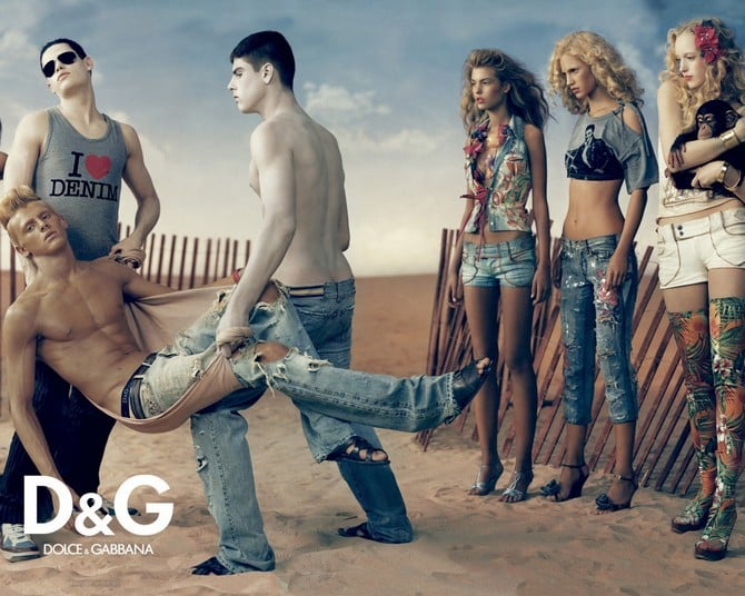 Informed: Fashionably Homosexuality in Fashion Advertising