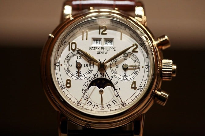 the 10 most expensive watch brands in the world