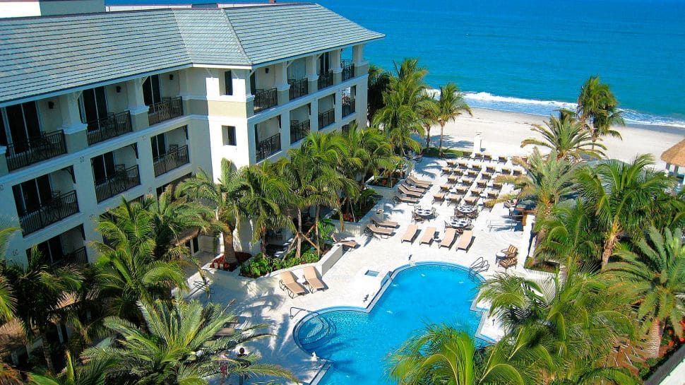 Hotel And Spa In Vero Beach