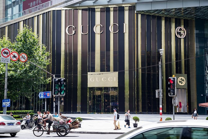 1921 Gucci Cafe