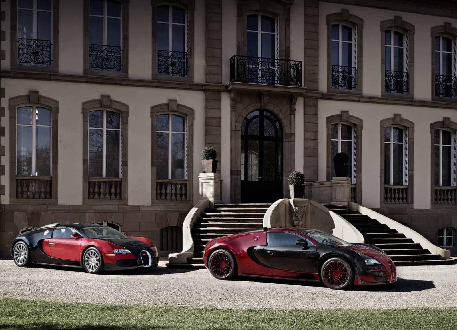 Veyron successor
