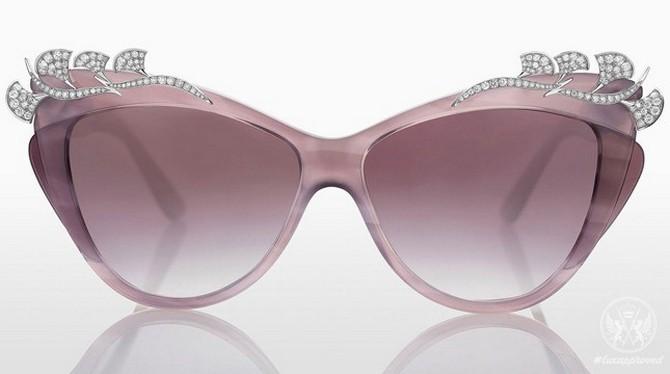 eac5b887025 Diamond-Encrusted Bvlgari Sunglasses Are A Stunning Statement