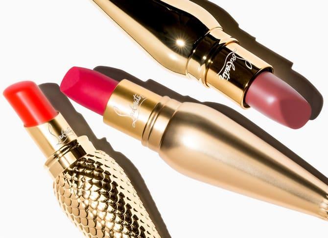 Christian Louboutin lipstick collection