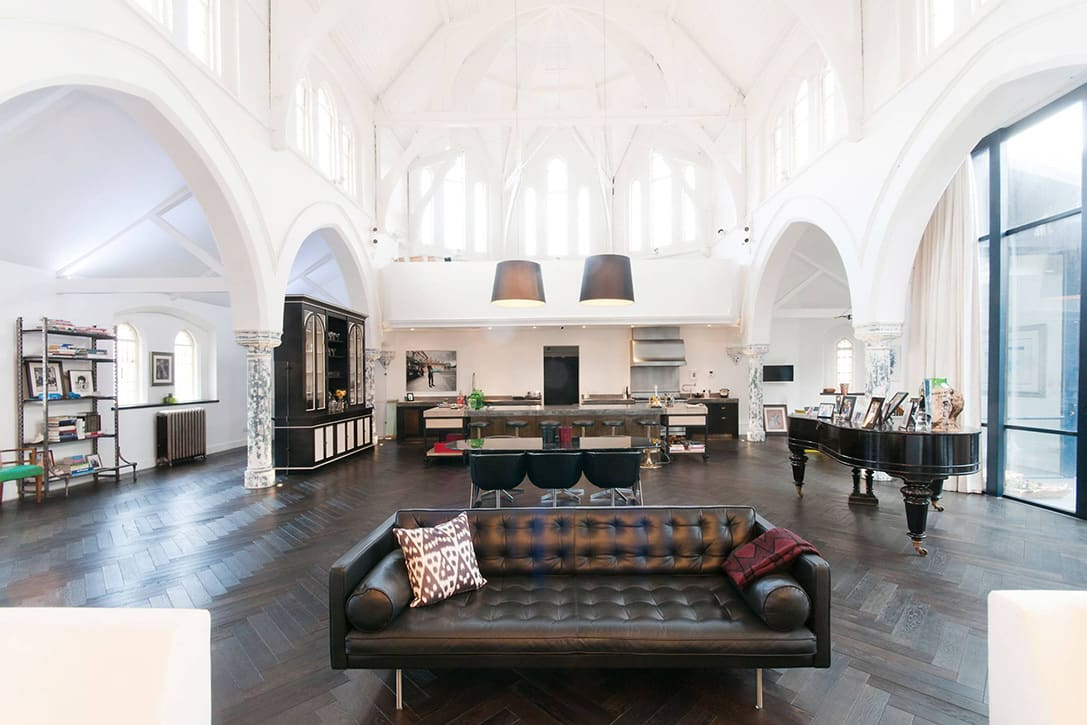 This London Church Conversion Is Incredible And For Sale