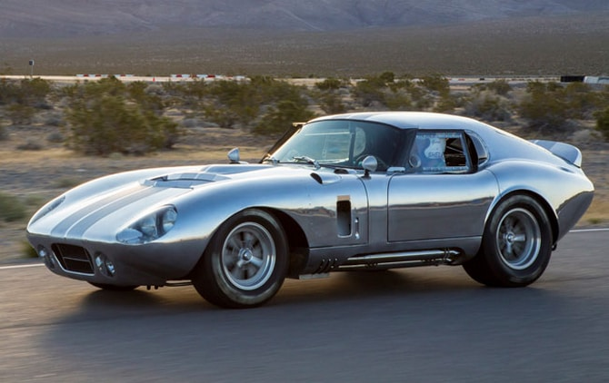 Shelby Daytona Coupe >> Feast Your Eyes On The Shelby Cobra Daytona Coupe 50th