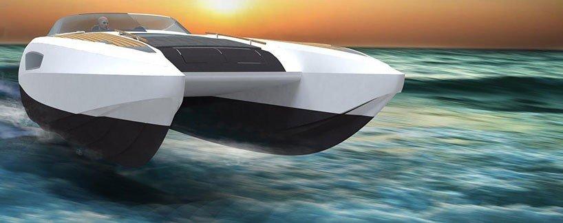 Lightning Catamaran Concept By Andrew Trujillo