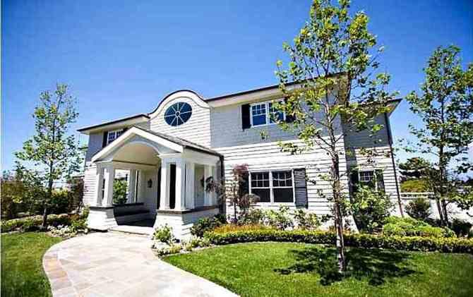 Adrian Gonzalez house
