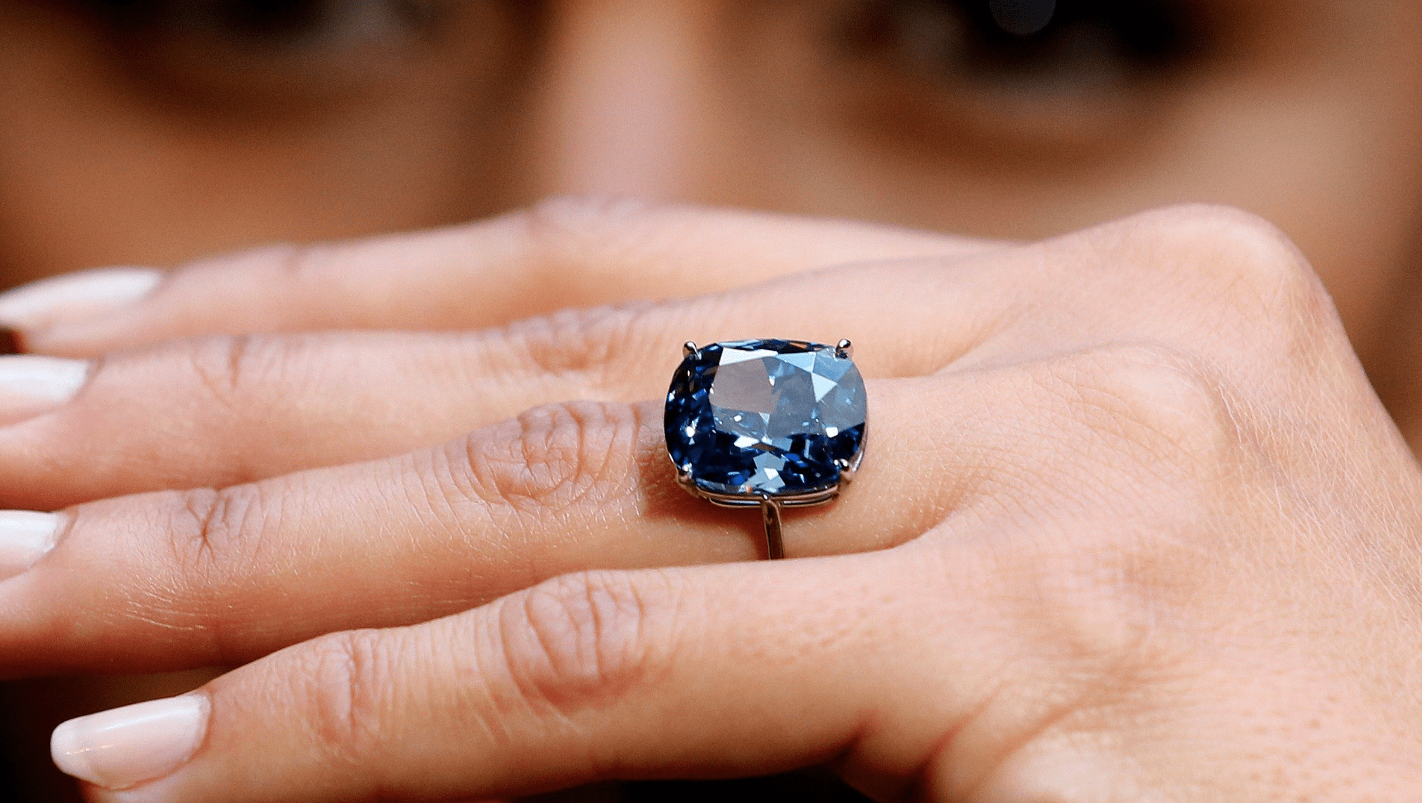 The Blue Moon Diamond Could Set new World Records