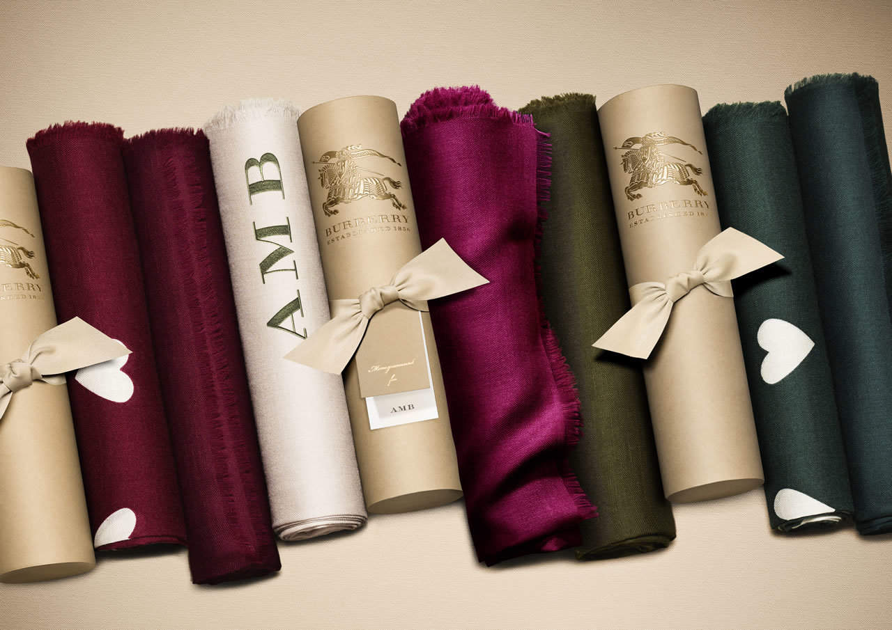 have a taste of fashion at burberry u0026 39 s own scarf bar