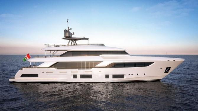 Custom Line NAVETTA 37 Superyacht