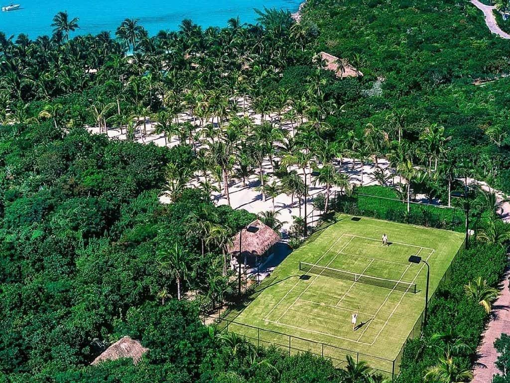 David Copperfield's Private Island