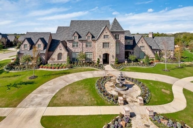 DeMarcus Ware house