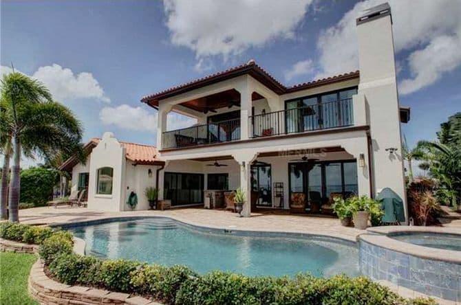 Evan Longoria house