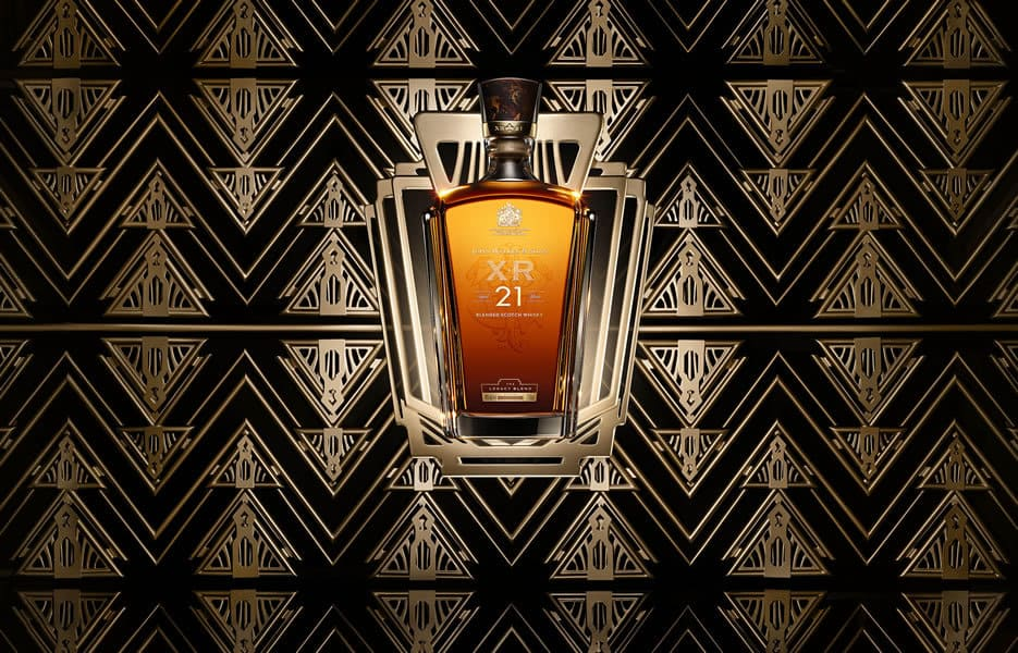 Take A Sip From The 1920s With John Walker And Sons XR 21 Year Old