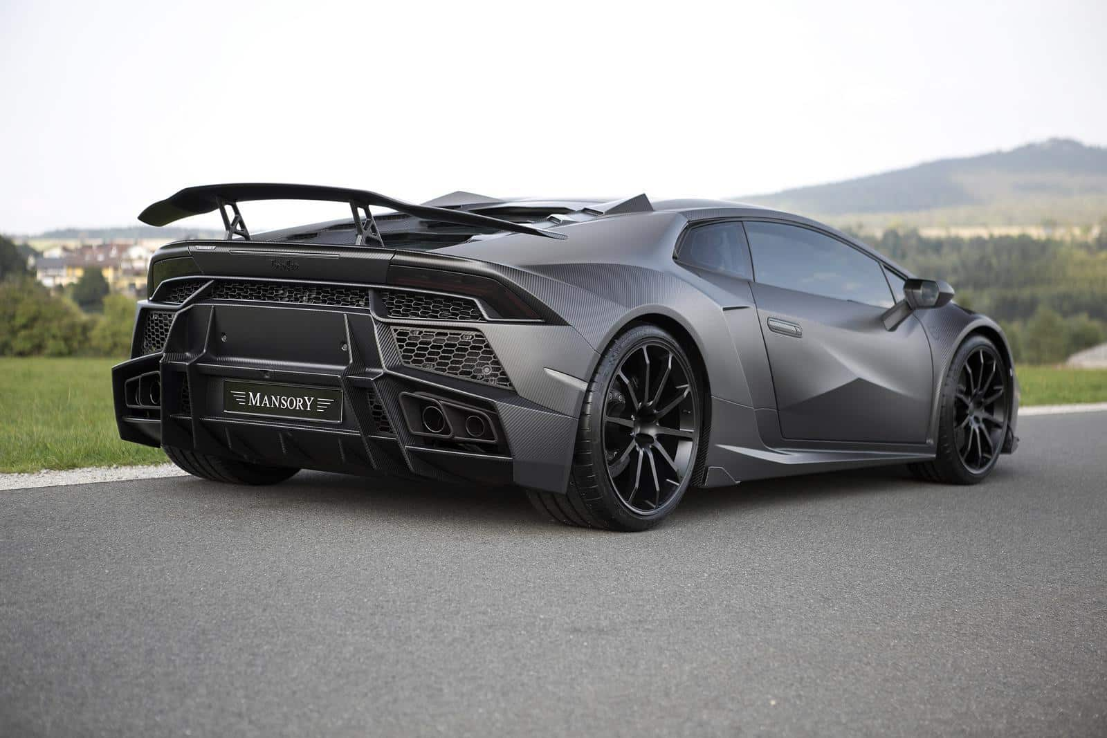 mansory breaks the law with their twin turbo lamborghini huracan. Black Bedroom Furniture Sets. Home Design Ideas