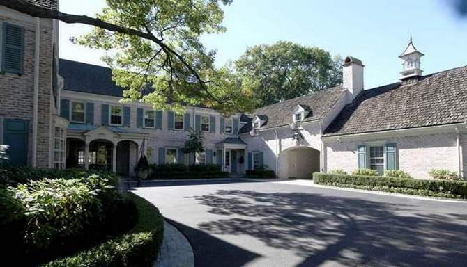 15 Extraordinary Mansions Owned By Mlb Players