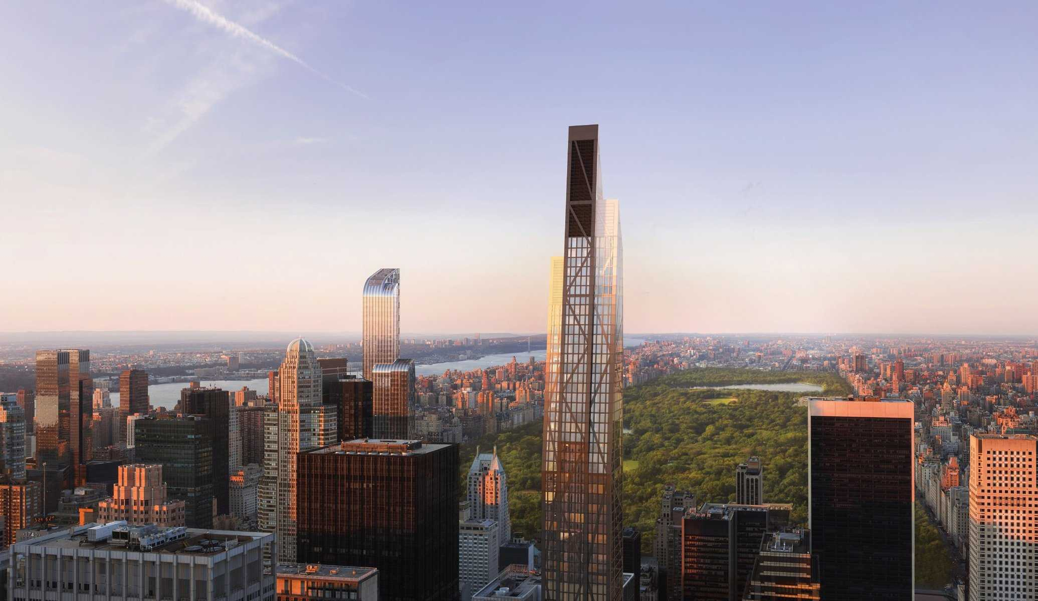 Living At New Yorks MoMA Tower Will Cost You Least 317M