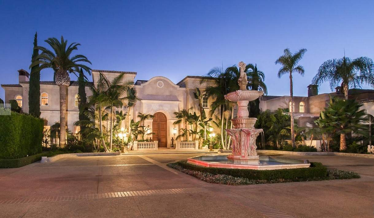 Palazzo Di Amore Is America S Most Expensive Mansion