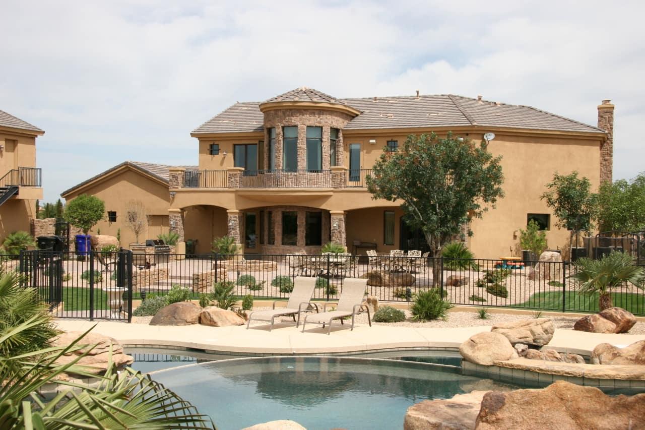 Patrick Peterson house