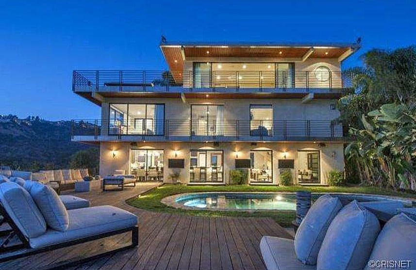Reggie Bush house