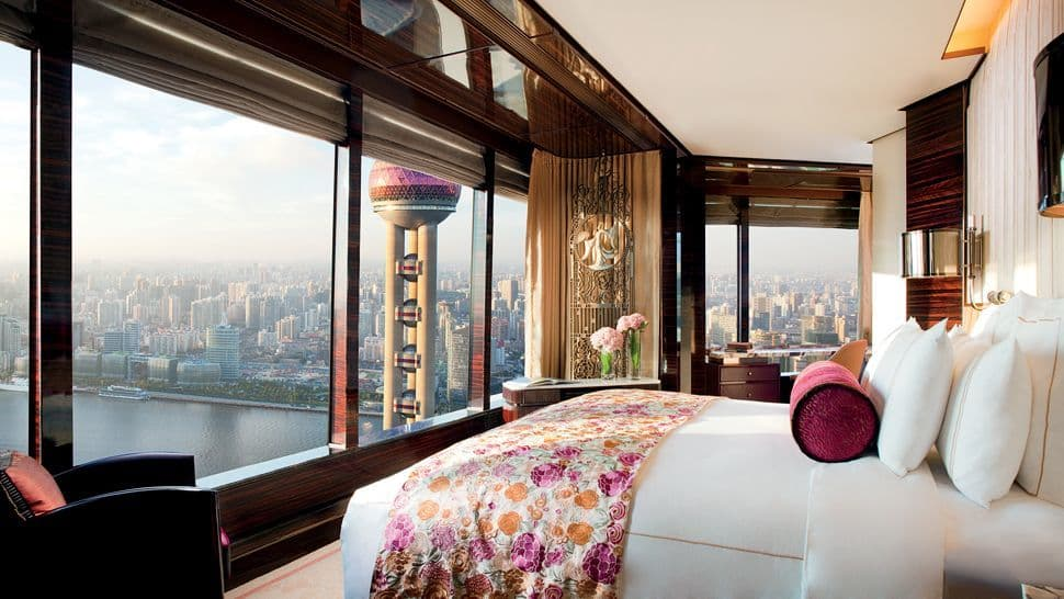 Ritz Carlton Shanghai, Pudong