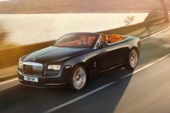 Rolls-Royce Dawn 1