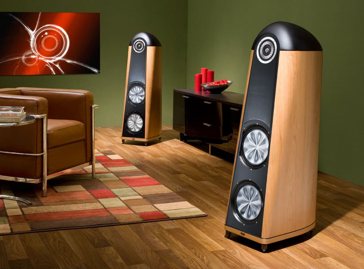 Best Elliptical 2015 >> Everything Sounds Better With These THIEL Audio Loudspeakers