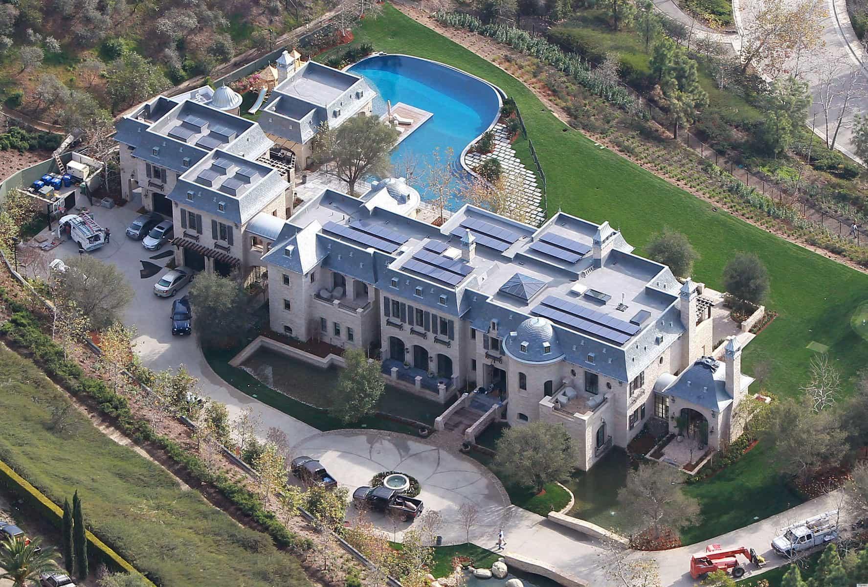 Tom Brady California House