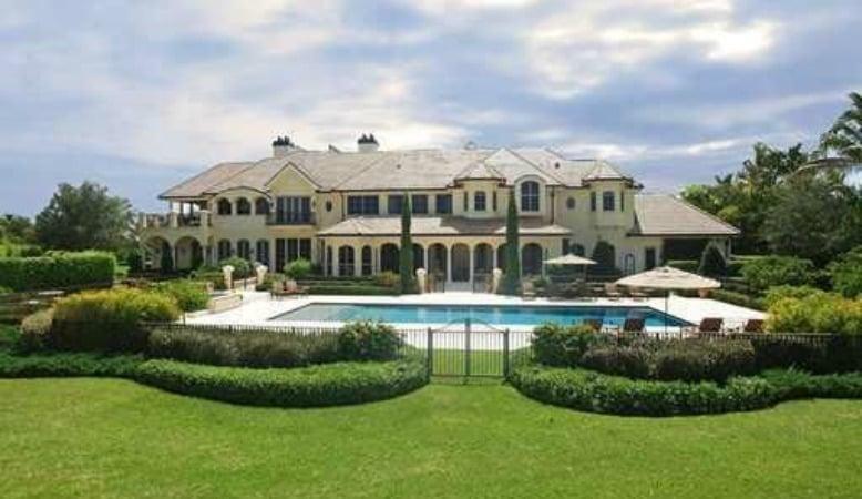 Yadier Molina house