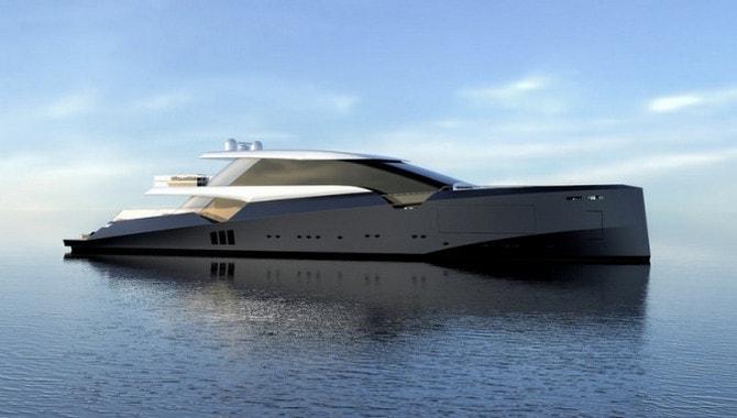 AMNESIA Concept Yacht