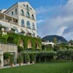 Belmond Hotel Caruso front