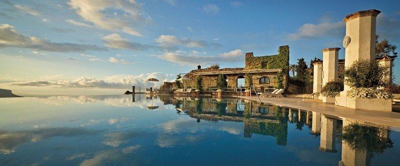 Belmond Hotel Caruso pool
