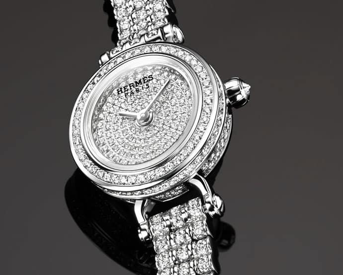 A Piece Of Art On Your Wrist: The Hermes Faubourg Joaillerie