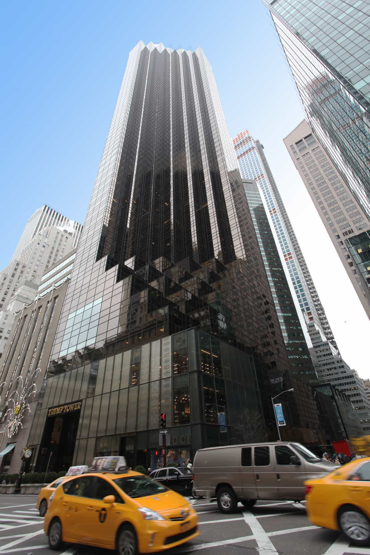 Attention Grabber 10m 721 Fifth Avenue Trump Tower Condo