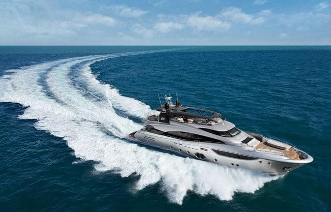MCY105 Motor Yacht G