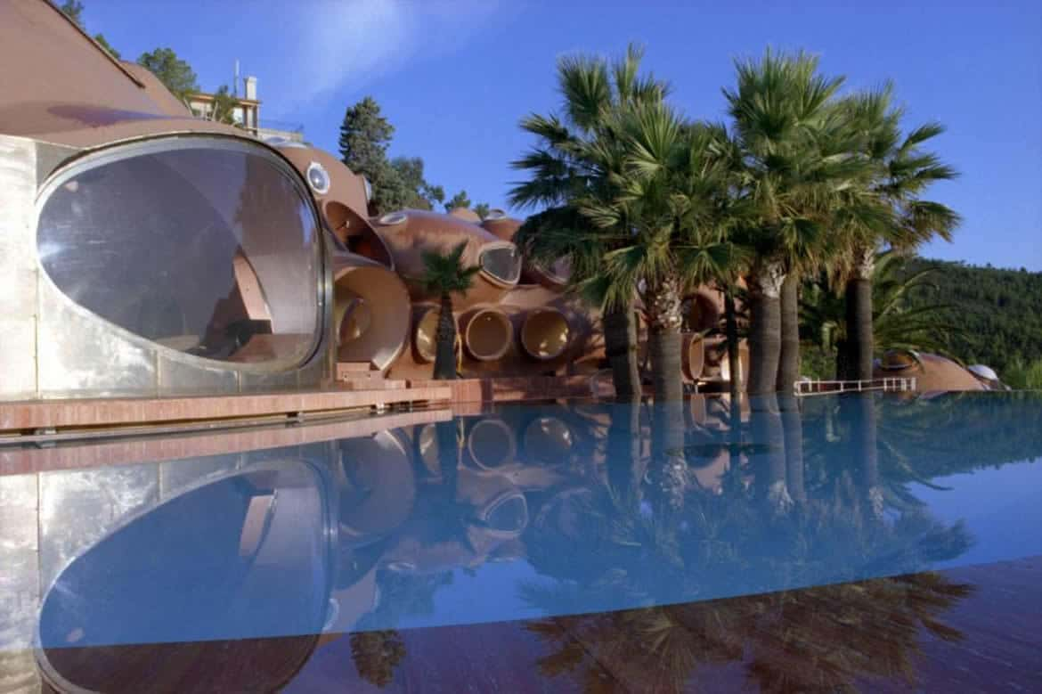 Bubble Mansion By Pierre Cardin