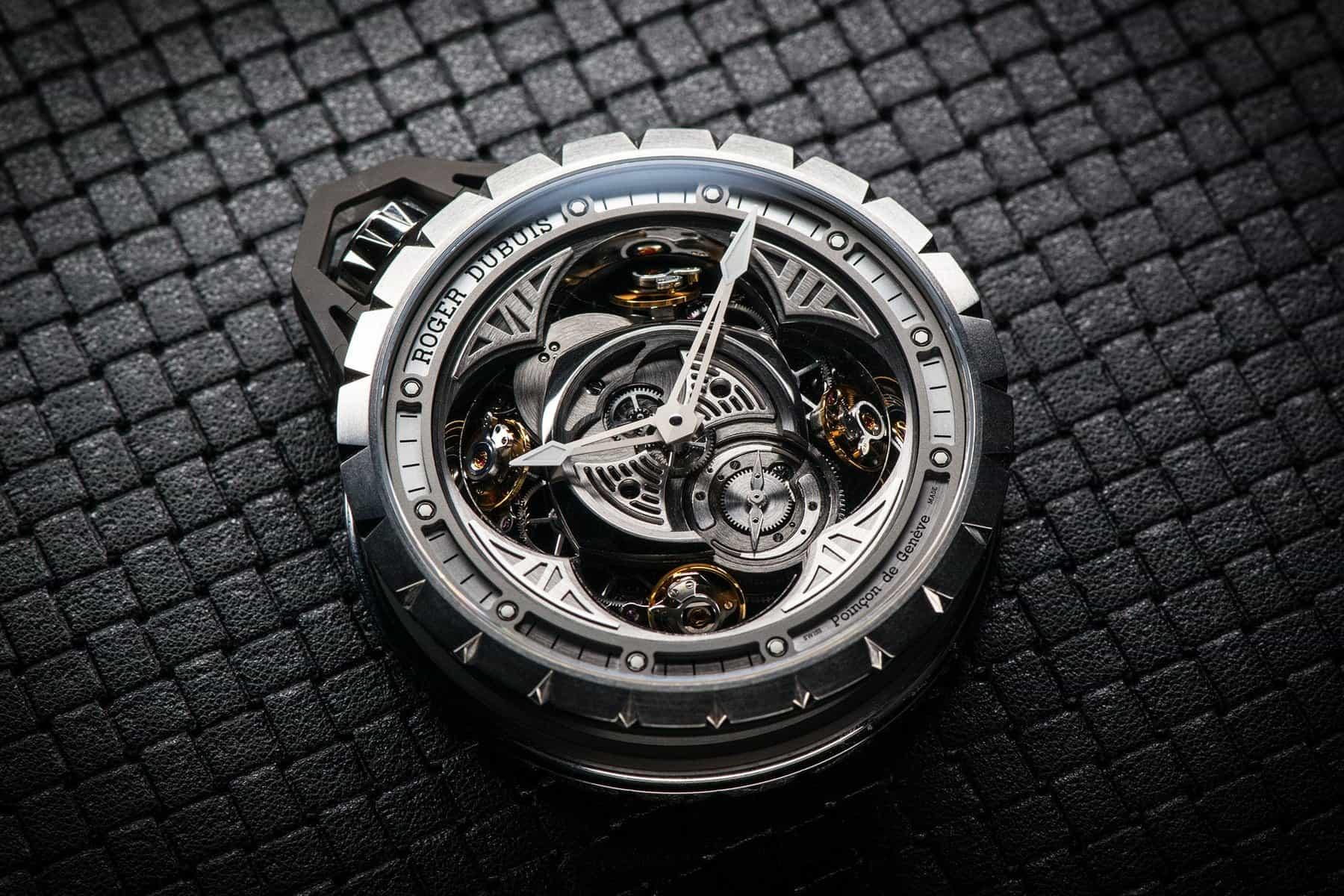 Roger Dubuis Excalibur Spider Pocket Time Instrument