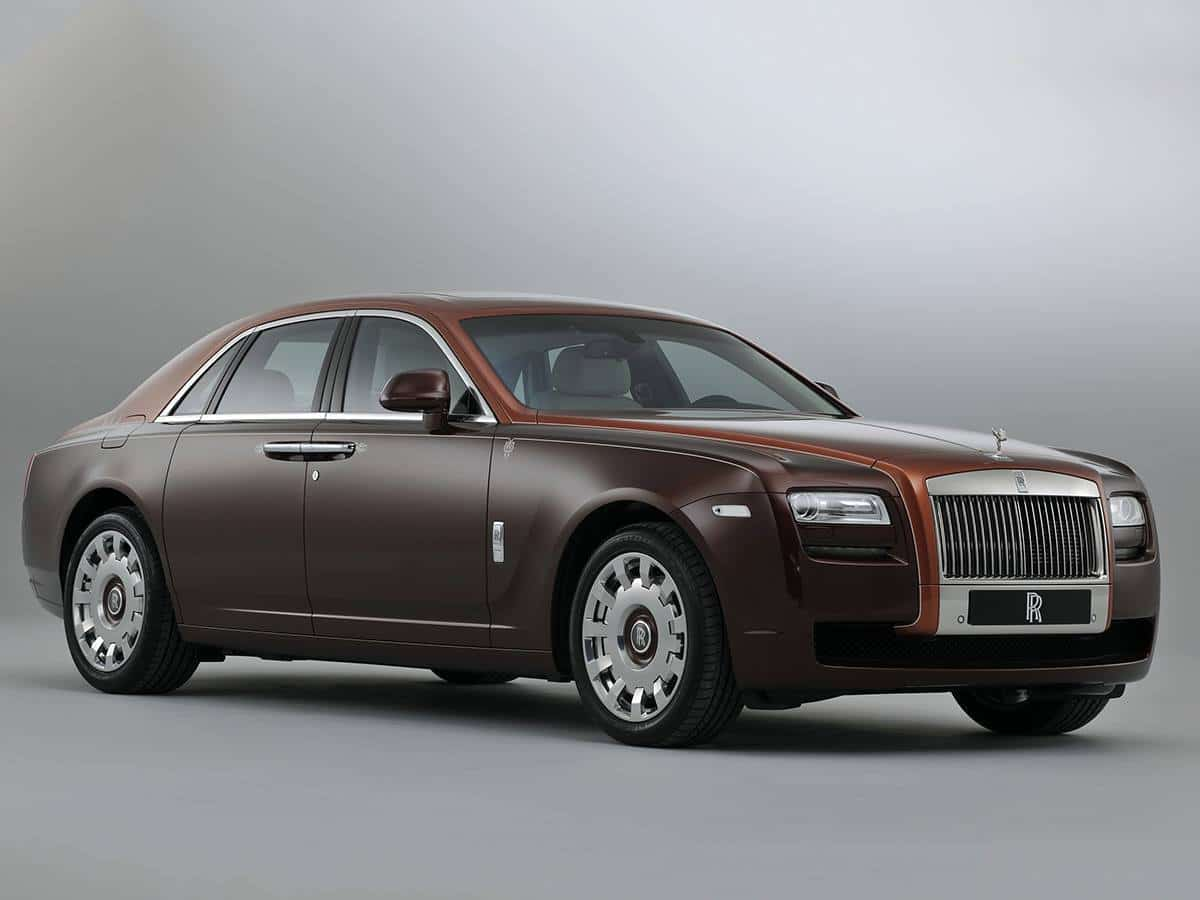 Rolls-Royce Ghost 1001 Nights