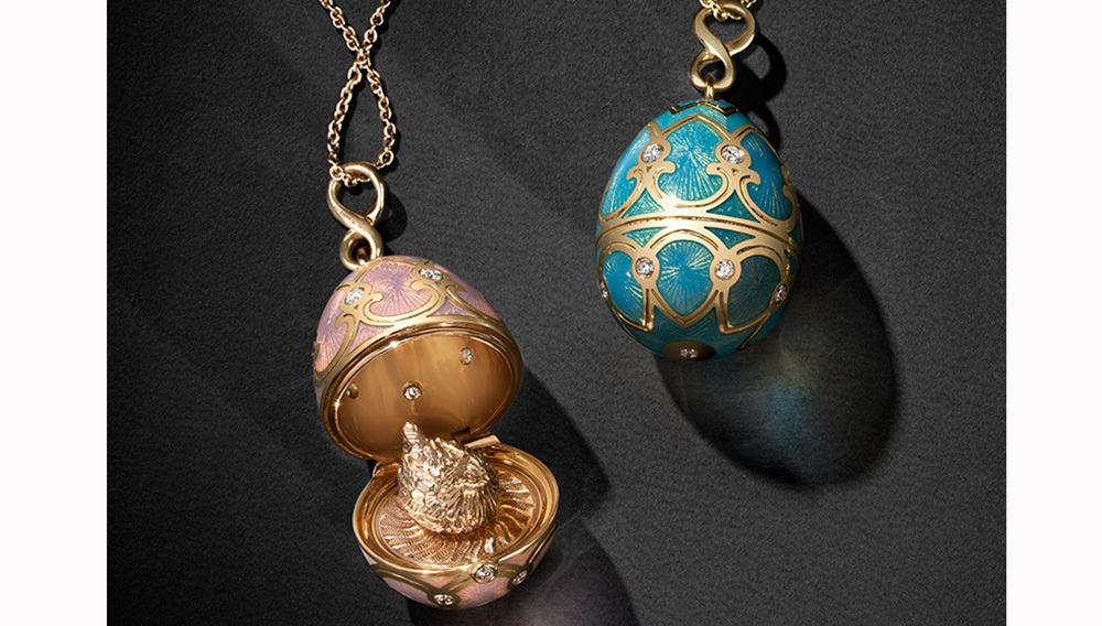 Fabergé Charms
