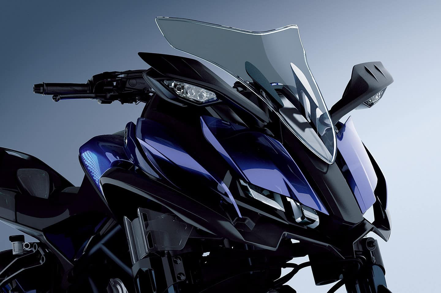 Yamaha Unveils The Incredible Mwt 9 Multi Wheeler Concept