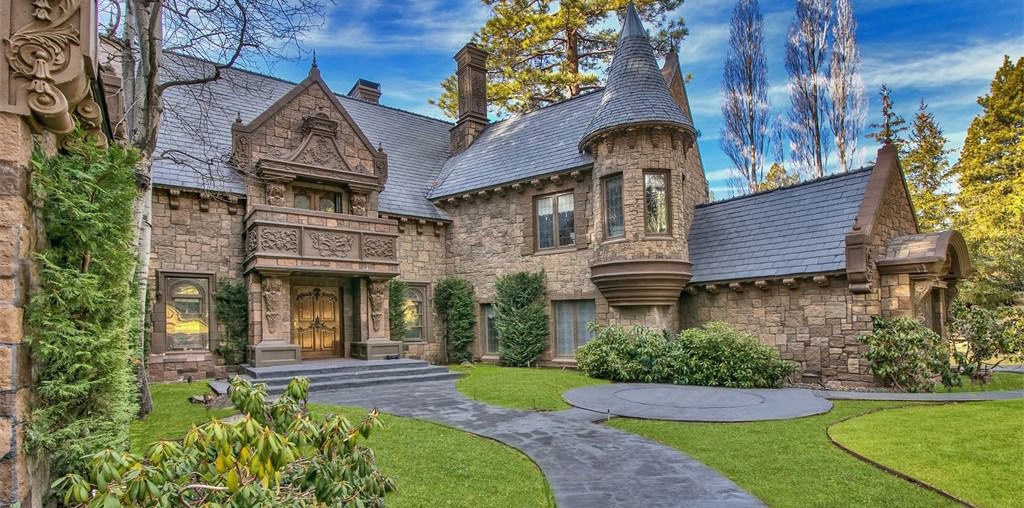 The dreamy Castle On Lake Tahoe costs $26-Million